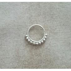 silver septum dotring
