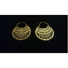 brass earrings SALE