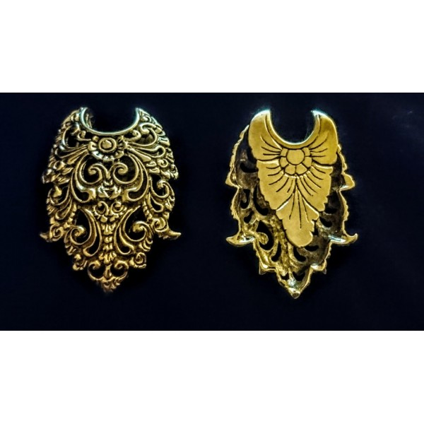 limited editions brass ear weights