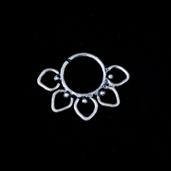 lotus silver septum